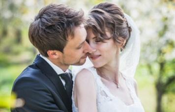 Hochzeitstag feiern