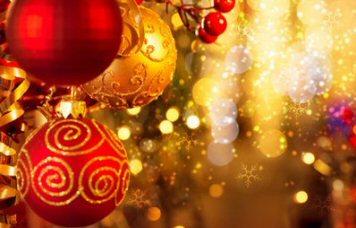 Weihnachtszeit im Hotel